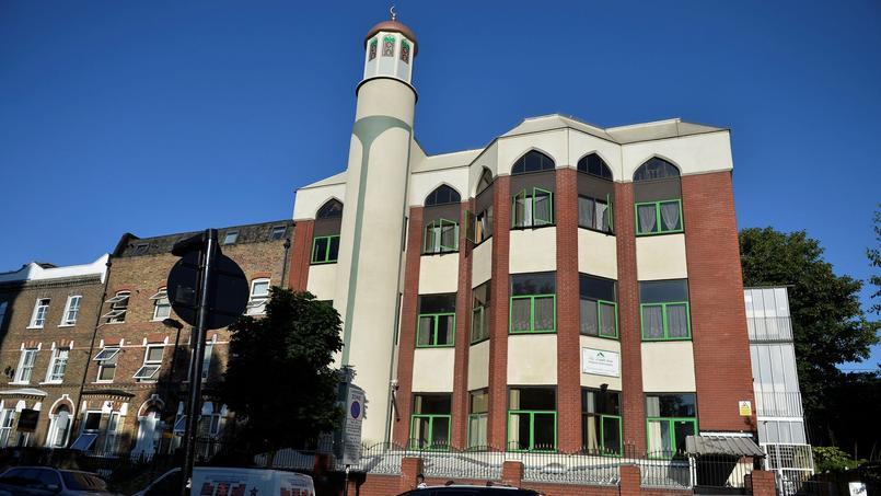 La mosquée de Finsbury Park, dans le nord-est de Londres.