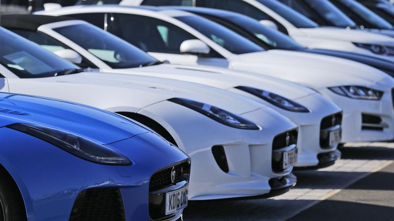Jaguar Land Rover est le premier constructeur automobile en Grande-Bretagne.