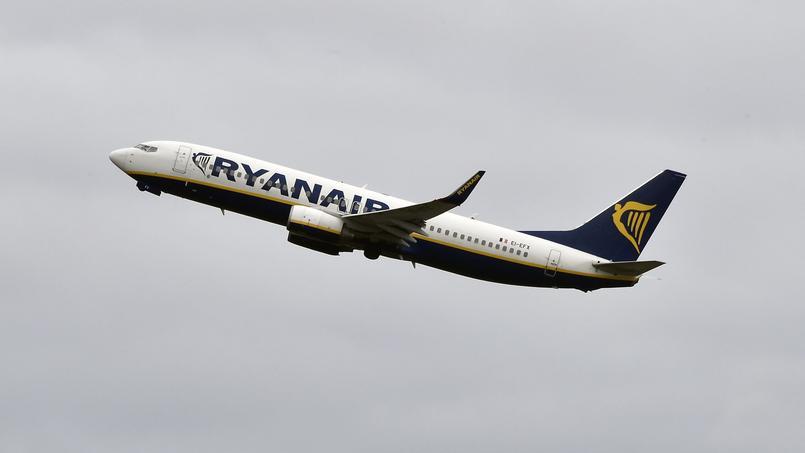 La low-cost Ryanair est toute-puissante sur la plate-forme aéroportuaire de Beauvais-Tillé.