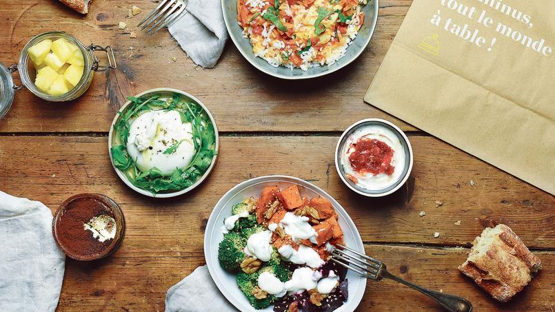 Bien que traditionnellement associée aux repas du soir (45 % des commandes), la livraison se démocratise à l'heure du déjeuner (30 %), selon NPD Group.