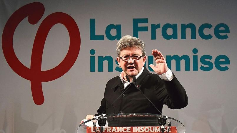 Jean-Luc Mélenchon, après sa victoire dimanche soir à Marseille aux législatives.
