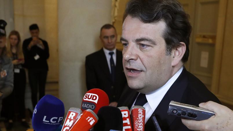 Thierry Solère, député de Boulogne-Billancourt, tient la corde pour prendre la présidence du groupe