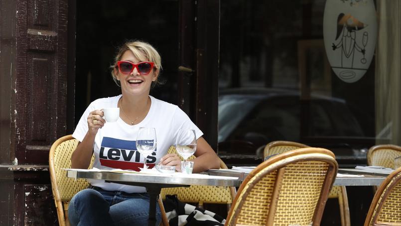 Emma de Caunes: «C'est un endroit qui reste populaire et cosmopolite malgré une certaine boboïsation.»