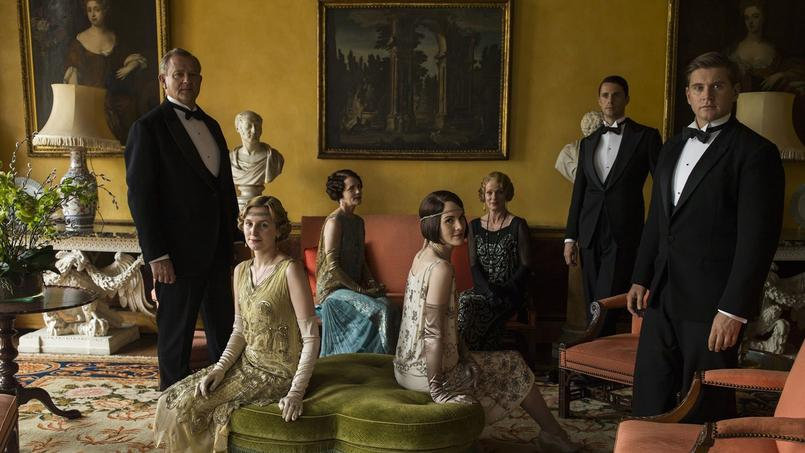 Le tournage du film prévu en 2018 — Downton Abbey