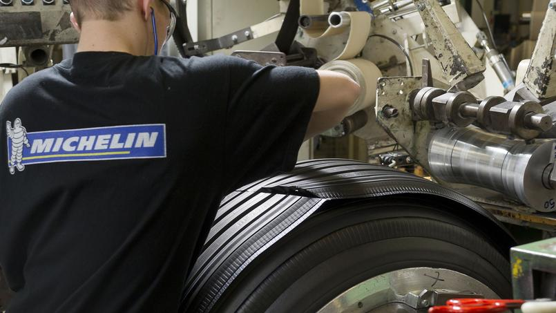 Michelin annonce la suppression de 1500 emplois en France