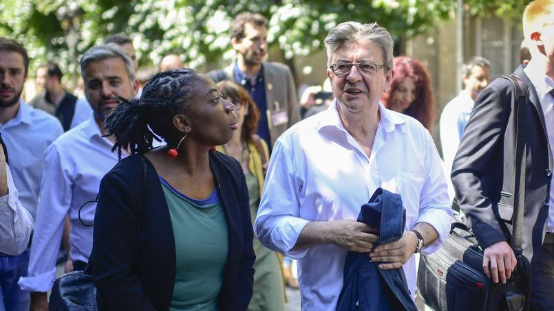 Une députée de La France insoumise attaquée —