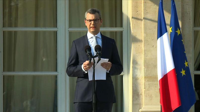 Philippe reconduit, Richard Ferrand part pour l'Assemblée — Remaniement