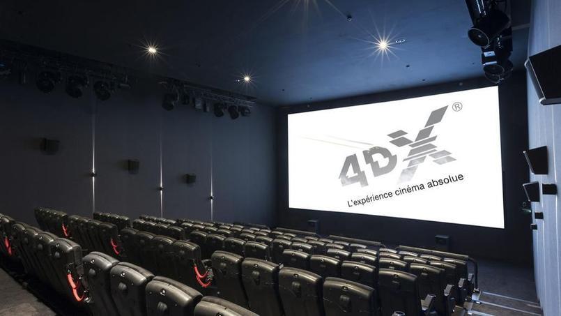 F te du cin ma des salles futuristes tester - Cinema bruay la buissiere porte nord ...