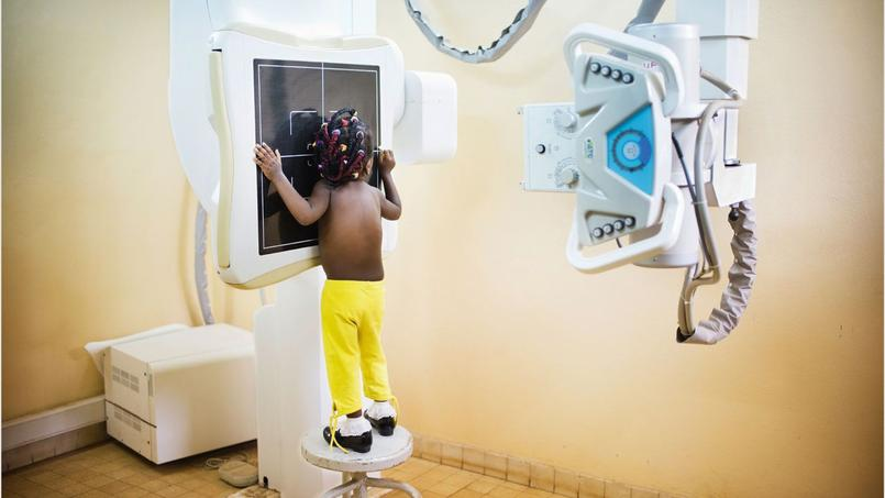 Une machine de radiologie qui sera adaptée aux besoins et aux conditions d'utilisations dans les pays du Sud, telle est la promesse de Pristem.