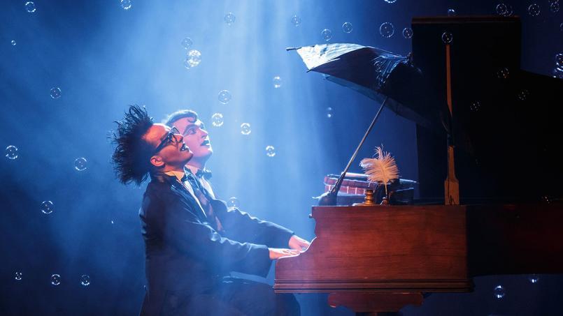 Julien (à gauche) etMathias Cadez mettent de la magie dans le piano. À moins que ce ne soit le contraire...