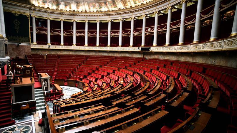 À ce stade, huit groupes parlementaires pourraient voir le jour à l'Assemblée.