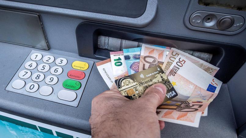 Le découvert bancaire coûte cher aux Français.