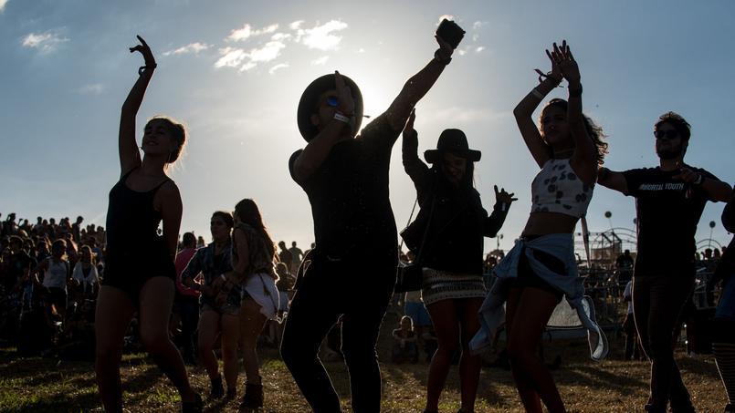 Après le Brésil le26mars (photo), lefestival américain Lollapalooza débarque à Paris les 22 et 23juillet.