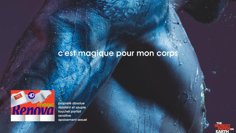 Renova renonce à diffuser ses affiches, signées du photographe français François Rousseau, dans le métro et les abribus parisiens.