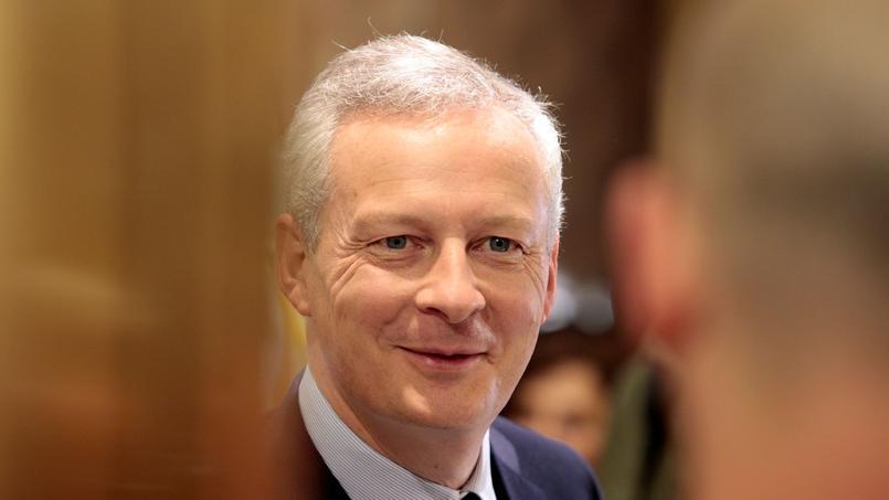 Bruno Le Maire veut convaincre les banques internationales de s'installer en France.