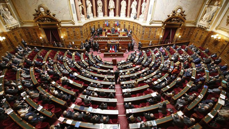 Jour de vote dans les mairies — Sénatoriales