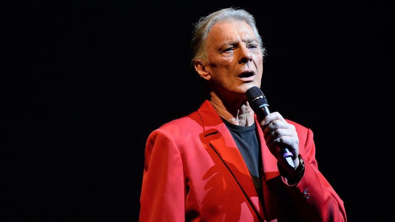 Le chanteur Herbert Léonard de nouveau plongé dans le coma