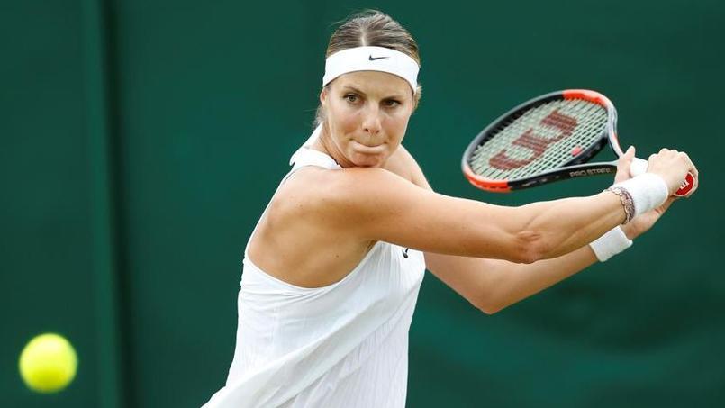 Enceinte de quatre mois, une joueuse luxembourgeoise dispute Wimbledon
