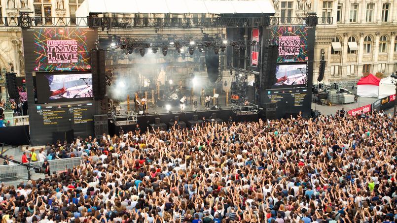 Du 6 au 8 juillet, une trentaine de concerts sont programmés au festival Fnac Live 2017.