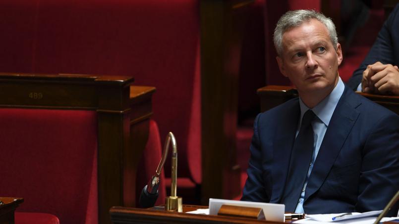 Le Maire annonce des cessions de participations publiques en septembre