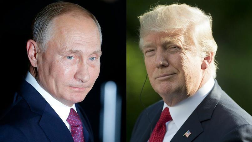 Vladimir Poutine et Donald Trump se rencontrent pour la première fois, ce vendredi, en marge de la réunion du G20.