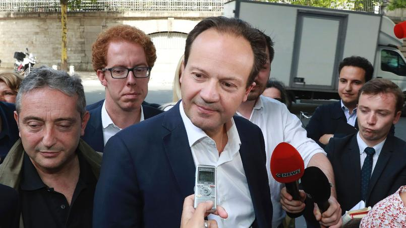Jean-Marc Germain, samedi à Paris.