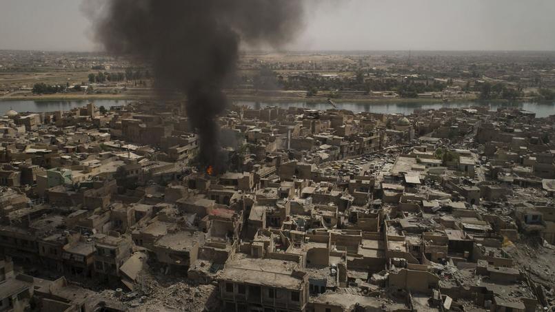 Le premier ministre irakien, Haïdar al Abadi, a annoncé dimanche la «victoire» sur les djihadistes du groupe Etat islamique à Mossoul.