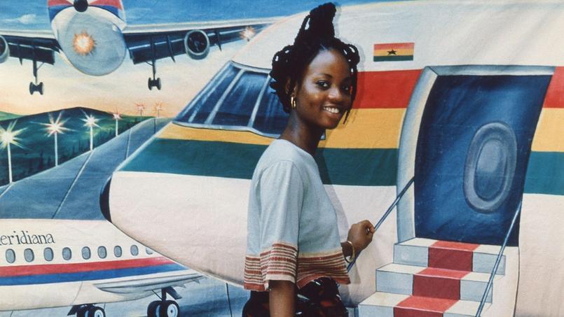 Come on Board! (détail), par Philip Kwame Apagya, 2000.