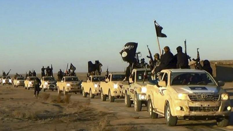 Frédéric Pichon: «L'État islamique renaîtra, sous une forme ou une autre»