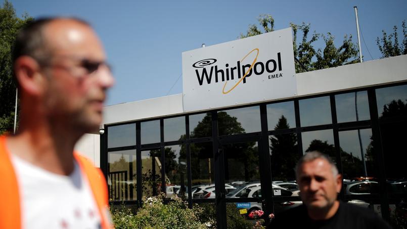 Whirlpool sélectionne l'offre de reprise de la société WN