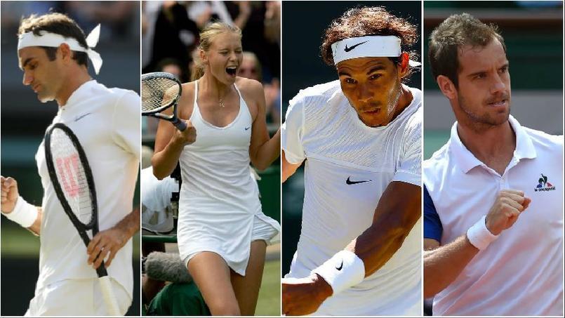 Quiz : à quelles stars du tennis doit-on ces tocs sur le court ?