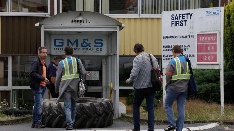 La semaine dernière, les salariés ont déjà bloqué pendant deux jours le site PSA de Sept-Fons dans l'Allier.