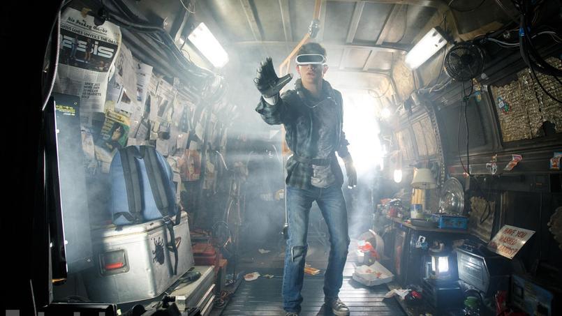 Première image du nouveau Spielberg — Ready Player One