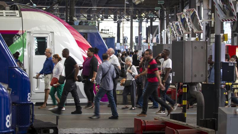 A quoi sont dus les retards des trains — SNCF