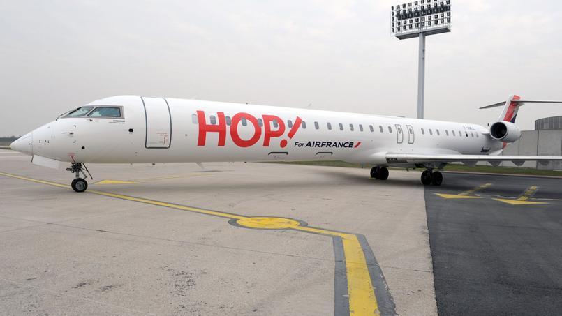 Seuls les vols réalisés sur des avions Embraer, CRK, CRJ et ATR sont touchés par les annulations.