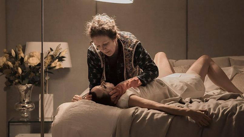 Katie Mitchell met en scène «Les Bonnes» Jean Genet au Festival d'Avignon.