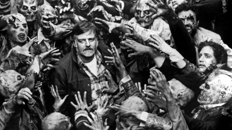 Il était le père des zombies. George A. Romero s'est éteint d'un cancer des poumons à l'âge de 77 ans.