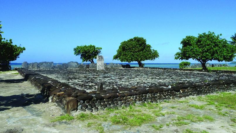 Le marae Tapu-tapu-atea polynésien fait désormais partie des sites culturels reconnus par l'Unesco.