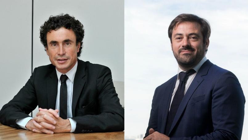 Jacques Veyrat et Enrique Martinez.