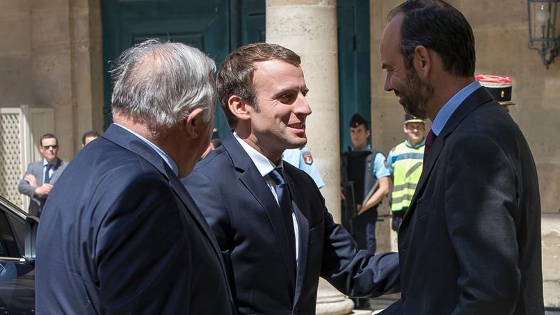 Le seul président de la Ve République ayant été autorisé à parler dans l'enceinte de l'hémicycle du Sénat est... Valéry Giscard d'Estaing, en 1975.