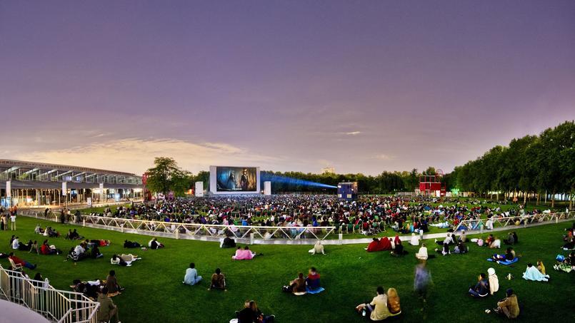 La 27e édition de Cinéma en plein air se déroule jusqu'au 20 août.