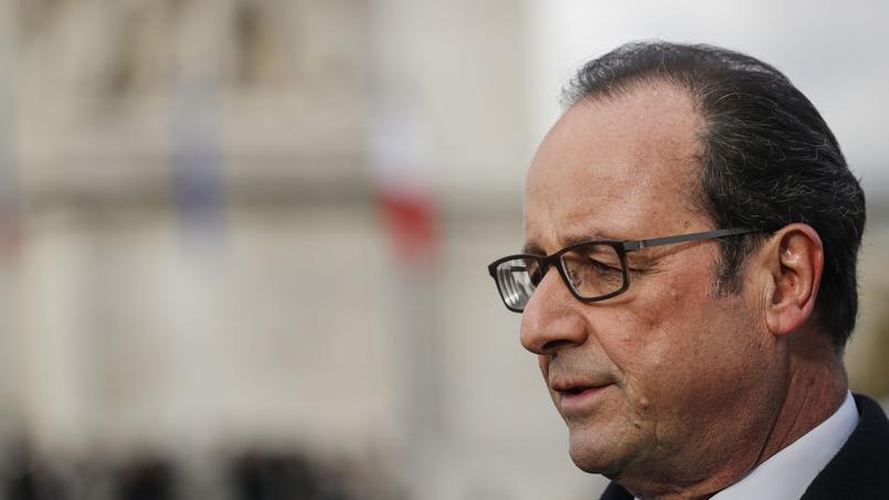 François Hollande rompt le silence pour s'exprimer sur l'engagement
