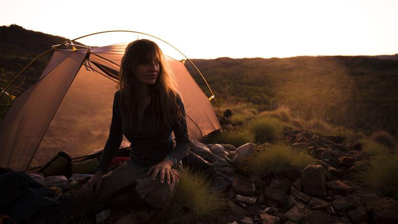 Exploratrice suisse, Sarah Marquis a déjà fait une fois le tour du monde à pied.