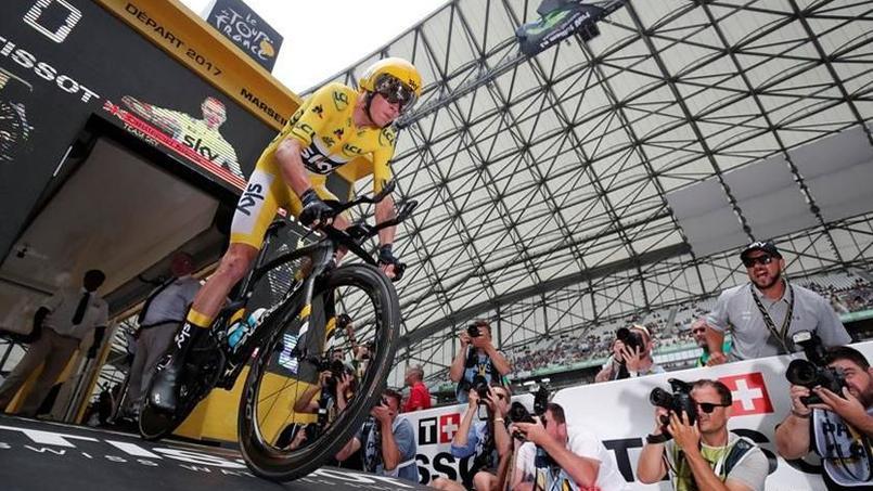 DIRECT. Tour de France 2017