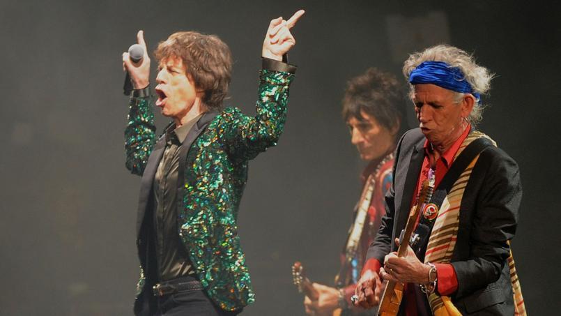 Les Rolling Stones retournent en studio pour un nouvel album