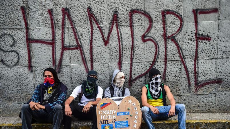 Venezuela : le pays à l'arrêt