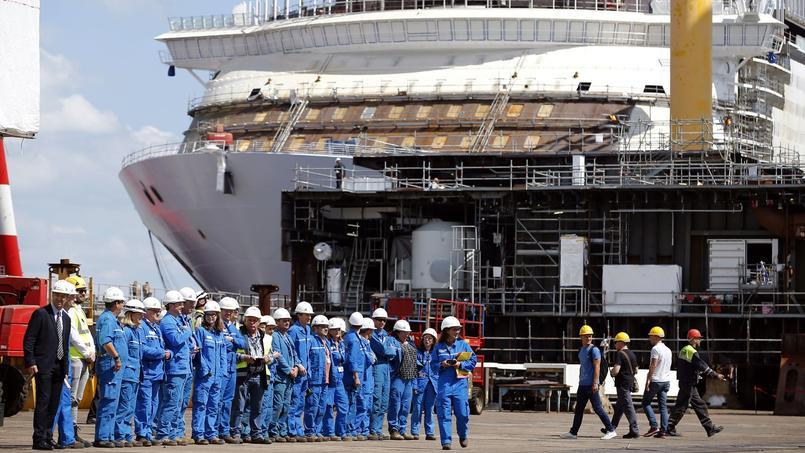 Paris lance un ultimatum, Rome répond fermement — STX France