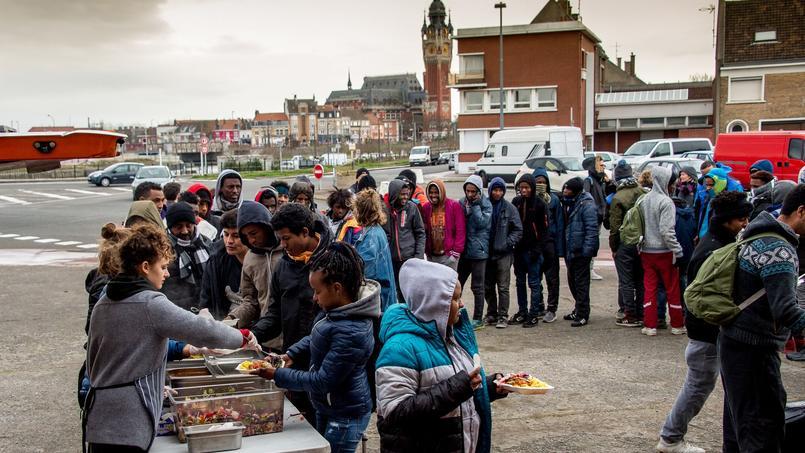 Calais : le Conseil d'Etat donne raison aux associations