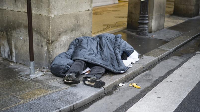 Le baromètre du 115 a pour but «d'objectifier» les besoins en hébergement des personnes sans abri dans quarante et un départements français.