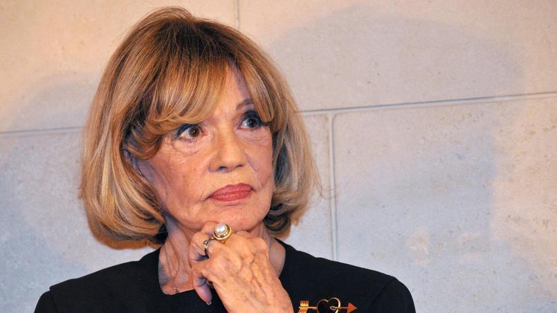 Jeanne Moreau évoquait la femme moderne pour le journaliste britannique Peter Adam.